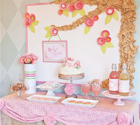 Baby Shower Decor For by Diy Baby Shower Decor Ideas Living