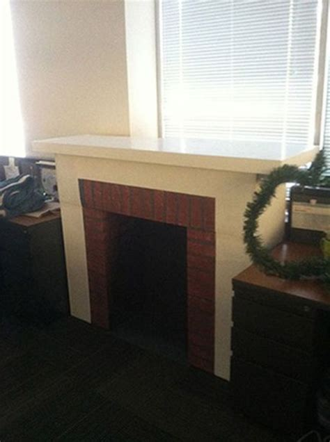 How To Make Your Own Fireplace by How To Make Your Own Fireplace For 13 Pics