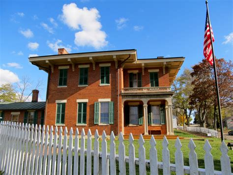 grant house the ulysses s grant home in galena illinois travel garden eat