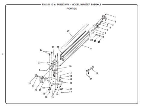 bosch table saw parts delta rockwell radial arm saw wiring diagram delta