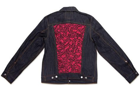 Moca Coat moca x levi s trucker jacket collaborations in the exhibition freshness mag