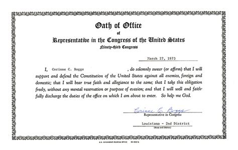 oath of office template image gallery oath of office script