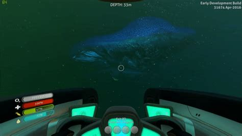 Meme Gif Creator - subnautica spinning reefback gif create discover and