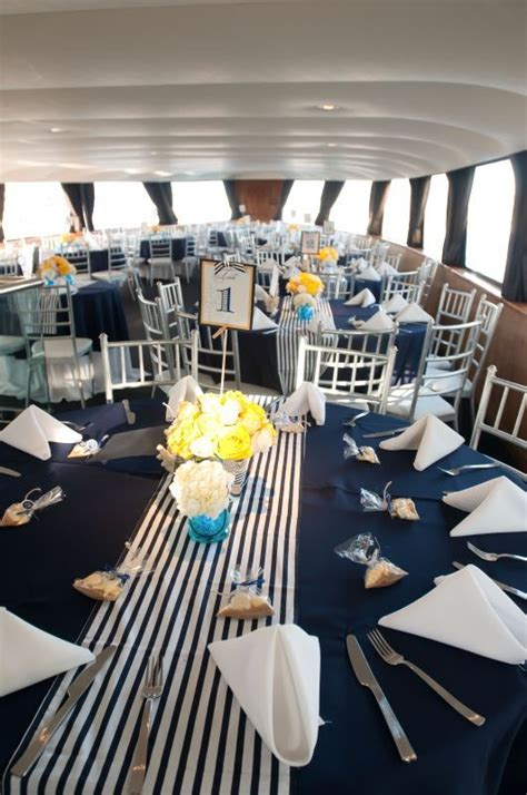 Nautical Table Decor by Message In A Bottle Centerpiece Ideas Weddingbee