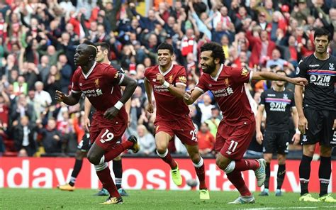 new year parade liverpool 2018 liverpool 1 palace 0 sadio mane grabs winner as