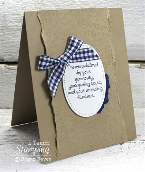 How To Make Thank You Cards