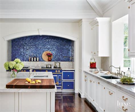 la cornue kitchen designs this kitchen by designer karen williams of st charles of new york makes a bold statement thanks