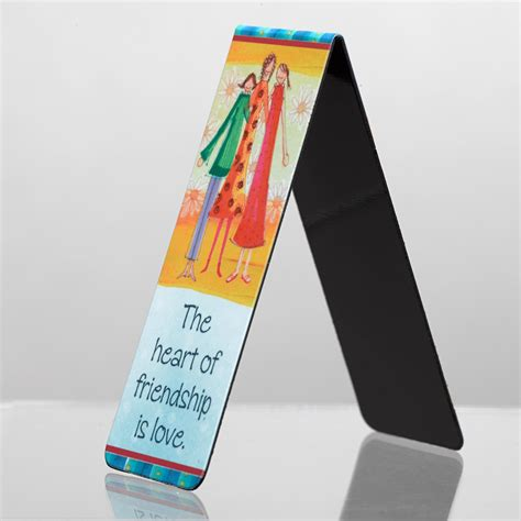 Magnetic Bookmark whimsical magnetic bookmark
