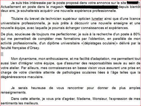 Modèle Lettre De Démission Garde à Domicile Lettre De Motivation Etudiant Mac Do Employment Application