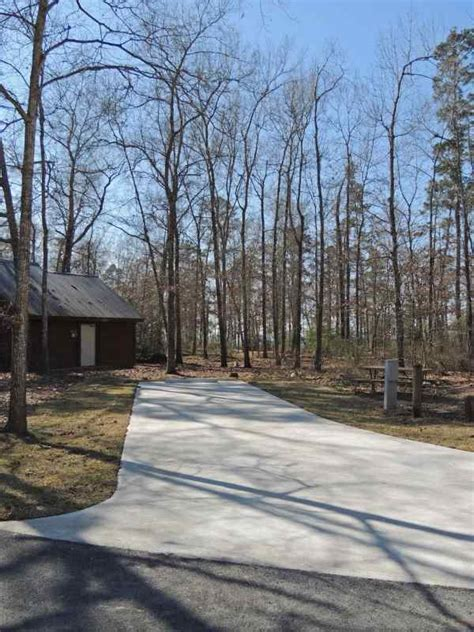 Lake Livingston State Park Cabins by Lake Livingston State Park Csites With Water
