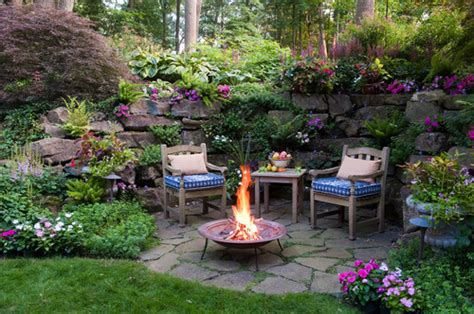 Houzz Backyard by 10 Clever Ways To Structure Your Outdoor Room