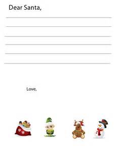 dear santa template search results for free templates for santa claus letters