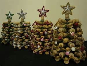 wine cork christmas trees wine cork christmas trees flickr