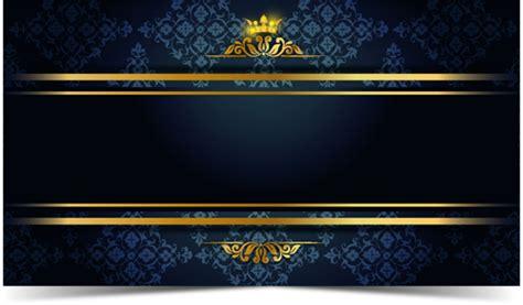 luxury vip golden with dark background vector 03 vector