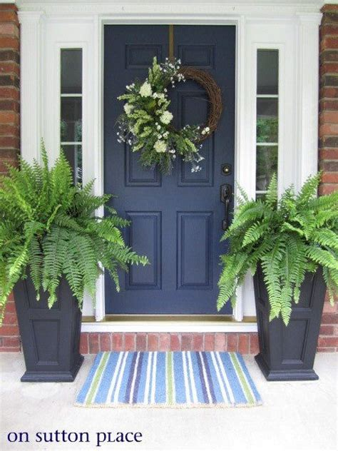 Best Porch Paint by Best 25 Painting Front Doors Ideas On Pinterest