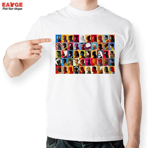 x design t shirt eatge super hero all star t shirt design marvel comic