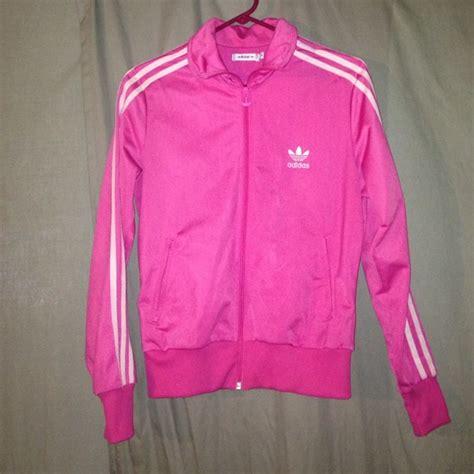Jaket Adidas Firebirds Purple Pink pink adidas jacket mens l d c co uk