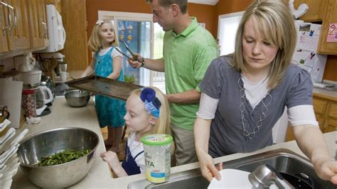 More New Are Working by Working Multitask And Stress More Than Dads Kcur