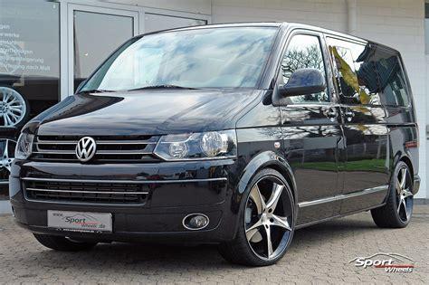 black volkswagen bus auto tuning galerie volkswagen t5 vw bus t5 facelift