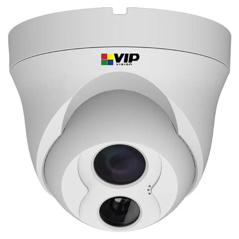 Small Cameras For Home Vision Vip Vision 1 3 Megapixel Infrared Fixed Mini Dome 2 8mm