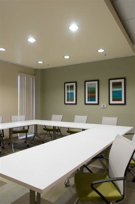employee training room office interior design interior