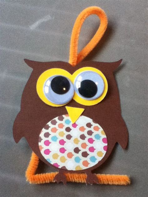 Owl Craft Paper - owl paper crafts for ye craft ideas