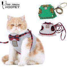 Cat Harness Anjing Kucing patron chaqueta perro schnauzers