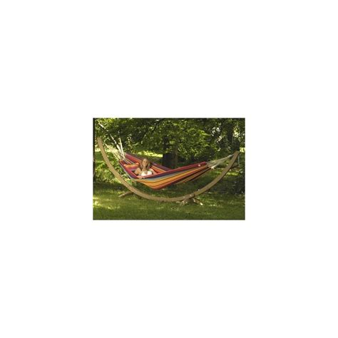Hamac Gamm Vert by Hamac Barbados Rainbow 2 Personnes 230x150 Cm Toile