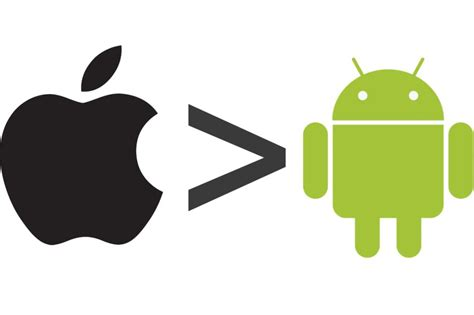 apple vs android which is better apple s iphone turns nine 5 ways it s still better than android technology talks tech news