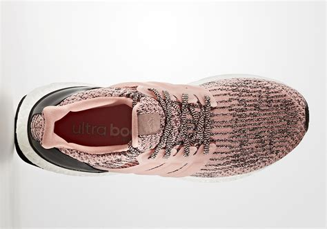 Adidas Ultra Boost Pink Casual Import Made In adidas ultra boost 3 0 salmon modernhype