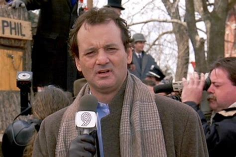 groundhog day homeless actor groundhog day musical bill murray went to see it two days