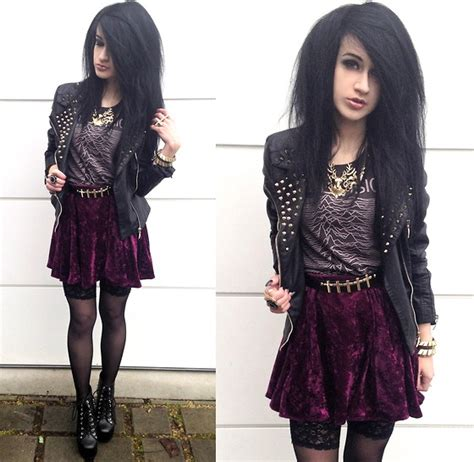 Wst Studs Velvet Skirt tessa diamondly fashion deluxe studded jacket deer necklace outfitters divison top
