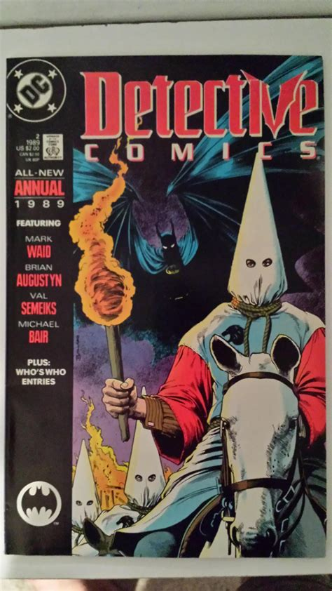 the ku klux klan classic reprint books my favorite issue featuring the kkk dccomics