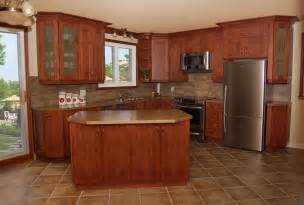 L Shaped Island Kitchen Layout Six Great Kitchen Floor Plans