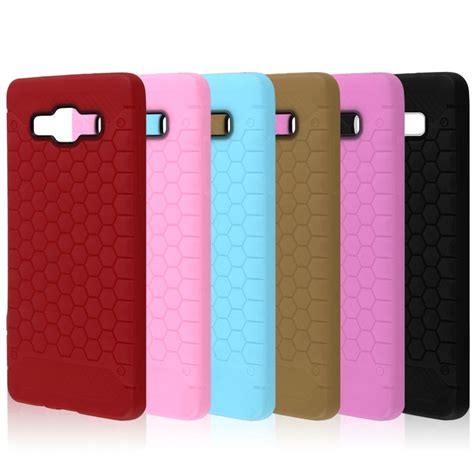 rugged mobile phone cases slim silicone fitted rugged back cover for samsung mobile phones