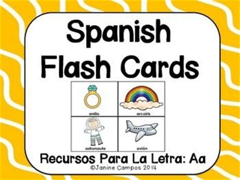 spanish alphabet flashcards printable letra a las vocales spanish flashcards for the letter