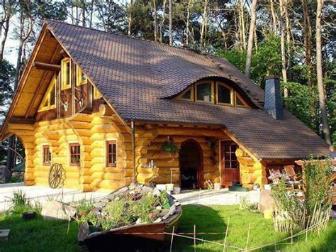 wood cabin homes log cabin in the woods cabins cabin decor pinterest