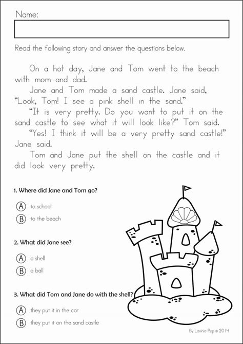 literacy printable worksheets worksheets for kindergarten reading templates and