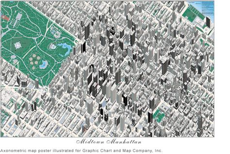 Home Design 3d marcy r edelstein axionometric map posters