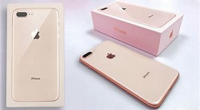 Image result for iPhone 8 Plus Rose Gold