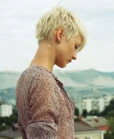 hair in the front shorter on the sides 50 best short pixie haircuts short hairstyles haircuts