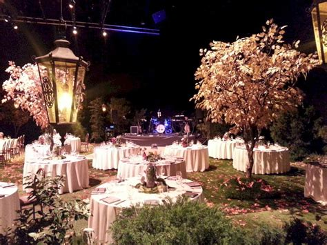 Wedding Theme 2 by Enchanted Forest Wedding Reception Oosile