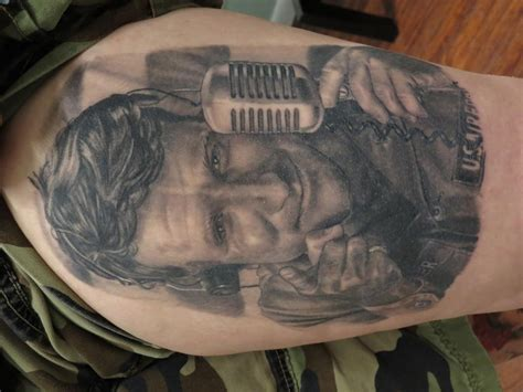 robin williams tattoo robin williams by seanor tattoos