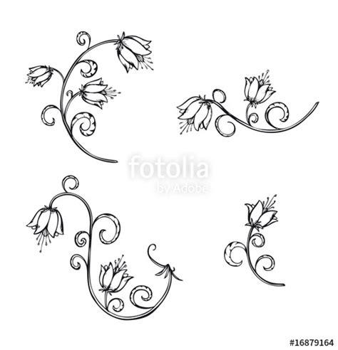 Vorlagen Rankenmuster Quot Blumen Ranken Verzierung Design Bl 252 Ten Quot Stockfotos Und Lizenzfreie Vektoren Auf Fotolia