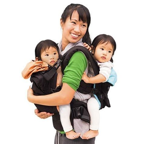 Which Baby Carrier Is Best For Babies - best baby carriers tandem babywearing gear for
