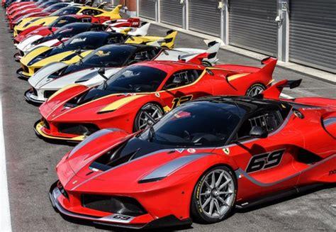 Ferrari LaFerrari FXXK for sale.Production 32 cars cars