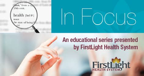 Light Health System by In Focus What Is Mental Illness Firstlight Hospital