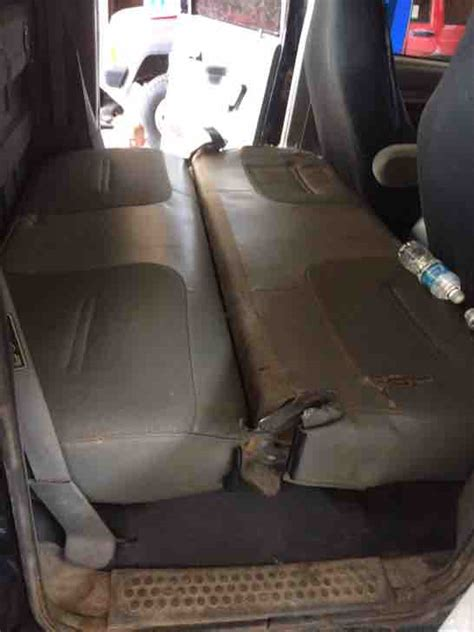 bench seats that fold into a bed rear seat that folds into a bed ford powerstroke diesel