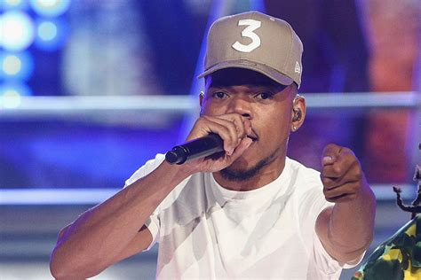 chance the rapper fan chance the rapper s bodyguard arrested after
