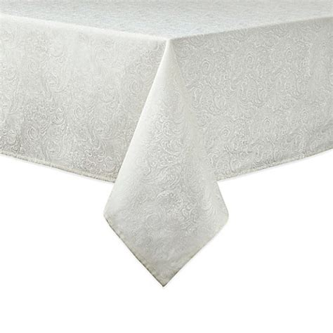 bed bath beyond chelsea waterford 174 linens chelsea tablecloth collection bed bath